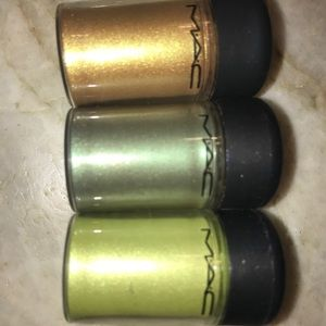 Mac loose pigments